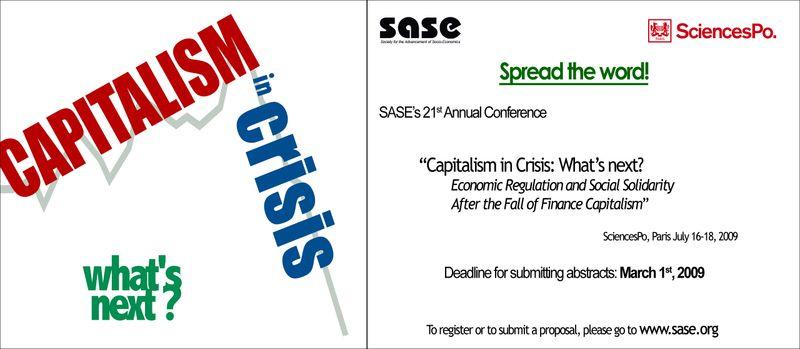 Capitalismincrisis
